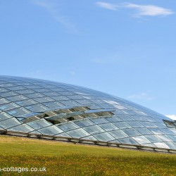 Glass House at the National Botanic Garden of Wales