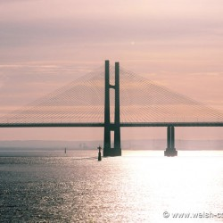 Severn Bridge Monmouthshire