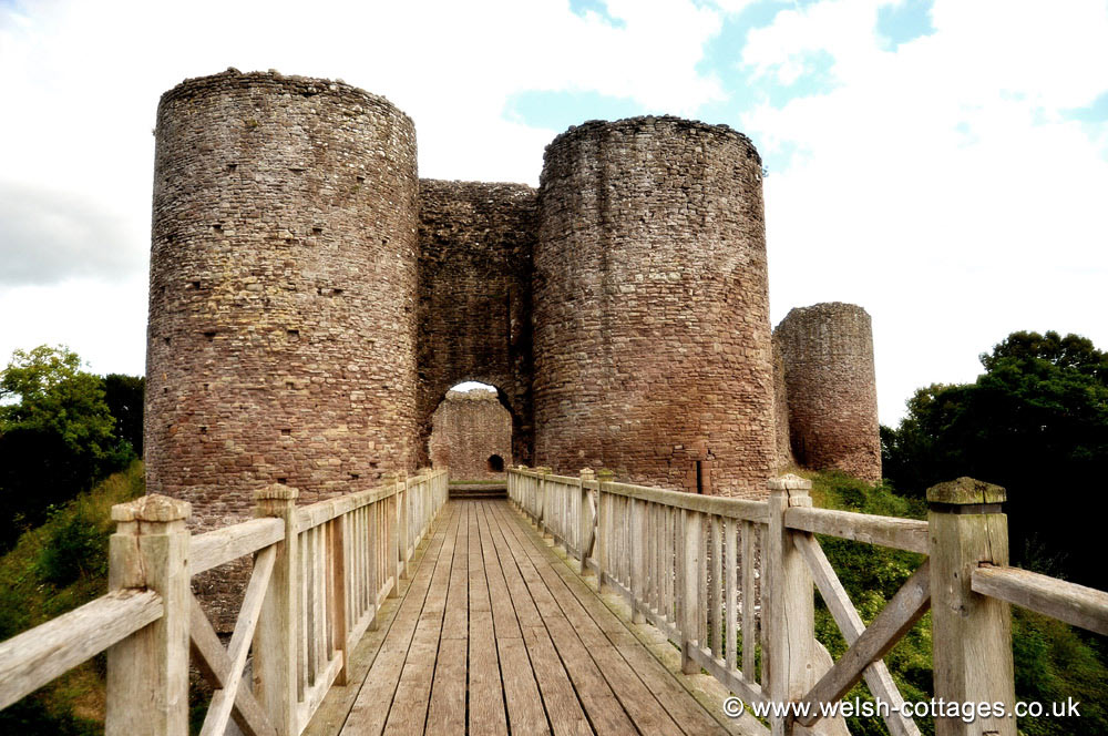 White Castle Monmouthshire