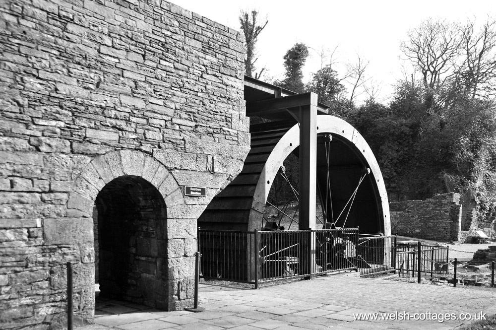 Water wheel Aberdulais