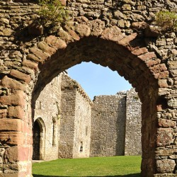 Weobley Castle, Gower